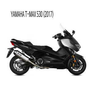 미브 머플러 YAMAHA T-MAX 530 (2017) SPEED EDGE STAINLESS STEEL 풀시스템