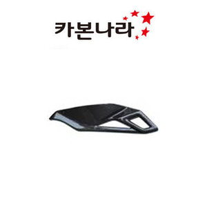 MV Agusta Swingarm Cover Race 오토바이 카본