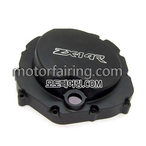 [엔진커버]Kawasaki ZX-14R 06-11 Black I 160