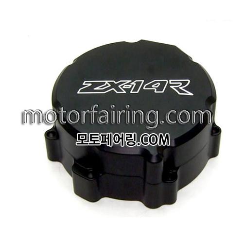 [엔진커버]Kawasaki ZX-14R 06-11 Black II 110