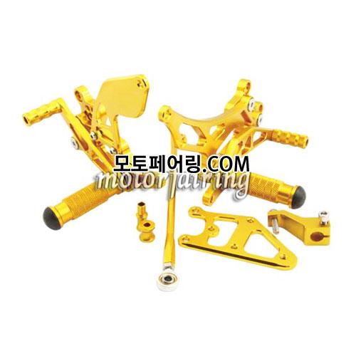 For HONDA CBR600RR 2010-2011 백스텝