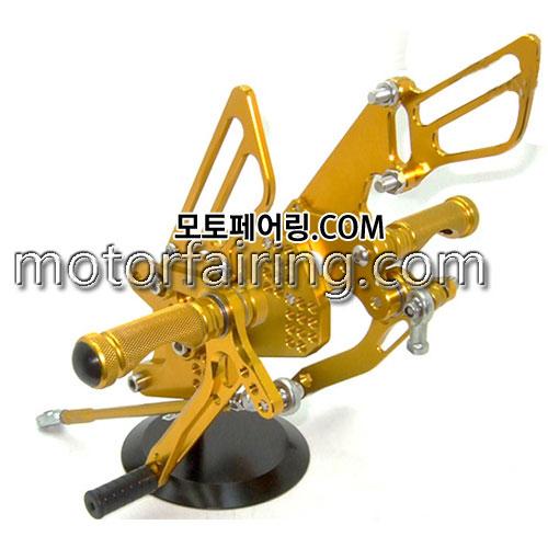 For Kawasaki ZX-10R 2008-2010 Gold 백스텝
