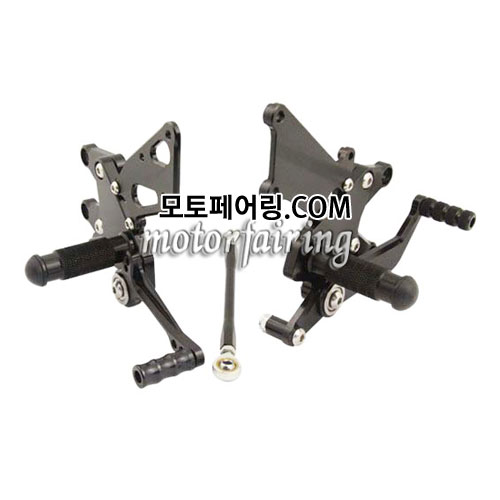 For KAWASAKI NINJA 250 R 2008-2011 백스텝