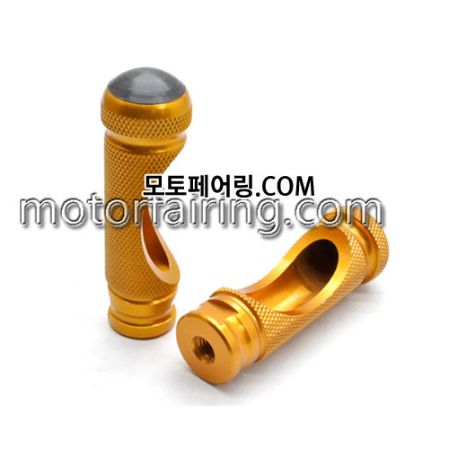 Rearset Footpeg ALL Gold 백스텝부품