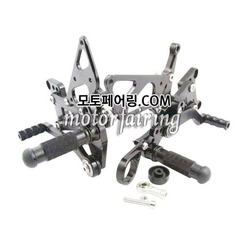 For BMW S1000RR Adjustable Rear Sets Pedals Pegs 백스텝