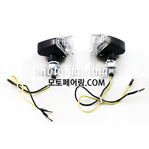 [깜빡이]Stalk Universal Motorcycle LED Turn Signals Light Indicator Flasher MT303-5C 15