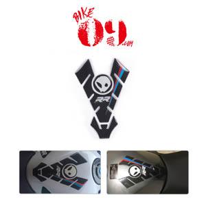 BMW Carbon 3D ADESIVI Sticker Decal Emblem Protection Tank Pad Cas Cap Fit For BMW S1000RR