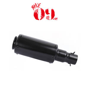 가와사키 Motoo - 51mm New Motorcycle Motocross Exhaust Muffler Scooter for YZF FZ400 Z750 Z800 Z1000