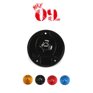 가와사키 Motoo - For Kawasaki VERSYS 650 Z750 Z1000 Motorcycle New CNC Aluminum Fuel Gas CAPS Tank Cap tanks Cover With Rapid Locking