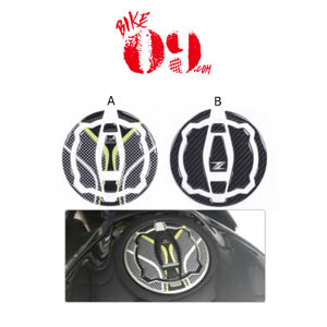 가와사키 Motoo - Free Shipping New 3D Tank Gas Cap Pad Pad Filler Cover Sticker decals For KAWASAKI Z900 2017