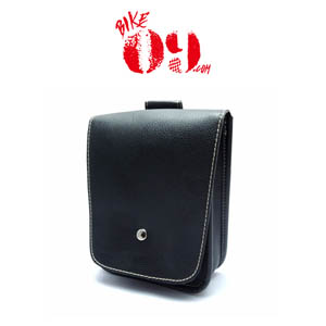 할리 Waist Bags Side Tool Bag PU Leather Saddle bag