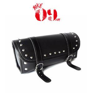 할리 Side Tool Tail Bag Luggage Handlebar Bags Motorbike Front Forks Sissy Bar Bags
