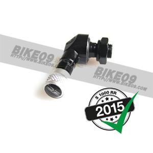 [S1000RR] OZ tubeless valve 90° angled