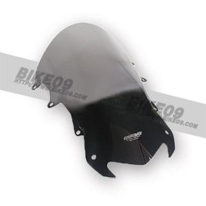 [S1000RR] 윈드스크린 스포츠 f. OEM fairing, grey