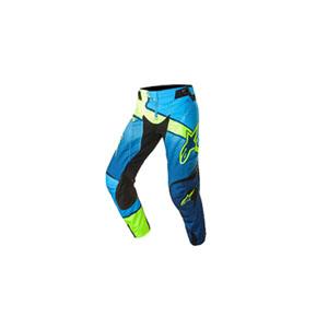 알파인스타 오프로드 바지 Alpinestars Techstar Venom Pant 2017 (Blue/Yellow)