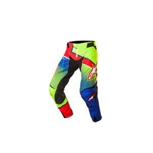 알파인스타 오프로드 바지 Alpinestars Techstar Venom Pant 2017 (Blue/Yellow/Red)