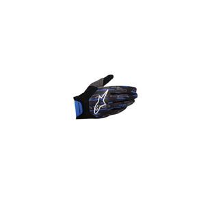 알파인스타 오프로드 장갑 Alpinestars Racer Glove 2012 (Blue/Black/White)