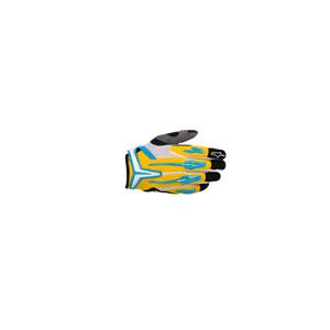 알파인스타 오프로드 장갑 Alpinestars Charger Glove 2012 (Yellow/Blue/White)
