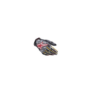 알파인스타 오프로드 장갑 Alpinestars Charger Glove 2013 (Gold/White/Red)