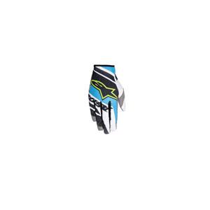 알파인스타 오프로드 장갑 Alpinestars Racer Supermatic Gloves 2016 (Black/Blue/White)