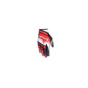 알파인스타 오프로드 장갑 Alpinestars Racer Supermatic Gloves 2016 (Red/White/Black)