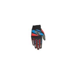 알파인스타 오프로드 장갑 Alpinestars Techstar Factory Gloves (Black/Red/Blue)