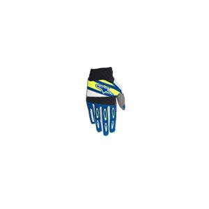 알파인스타 오프로드 장갑 Alpinestars Techstar Factory Gloves (Blue/White/Yellow)