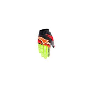 알파인스타 오프로드 장갑 Alpinestar Techstar Venom Gloves (Red/Yellow/Black)