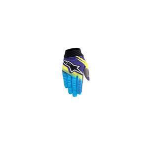 알파인스타 오프로드 장갑 Alpinestar Techstar Venom Gloves (Green/Blue/Purple)
