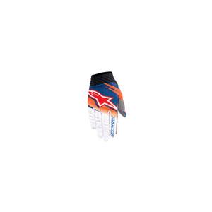 알파인스타 오프로드 장갑 Alpinestar Techstar Venom Gloves (Orange/White/Blue)