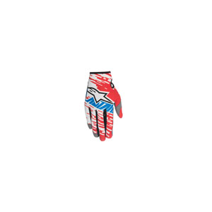 알파인스타 오프로드 장갑 Alpinestars Racer Braap Gloves 2016 (Red/White)