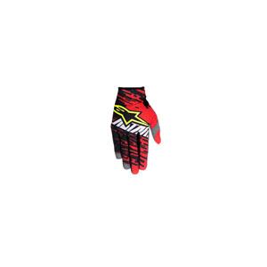 알파인스타 오프로드 장갑 Alpinestars Racer Braap Gloves 2016 (Red/Black/White)
