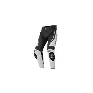 알파인스타 바지, 가죽 바지 Alpinestars Track 2015 (Black/White)