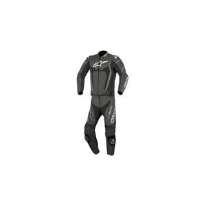알파인스타 슈트, 가죽 슈트, 투피스 슈트 Alpinestars Motegi V2 Two Piece Leather Suit (Black/Gray/White)