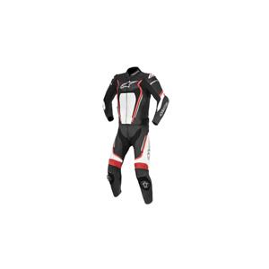 알파인스타 슈트, 가죽 슈트, 투피스 슈트 Alpinestars Motegi V2 Two Piece Leather Suit (Black/Red/White)