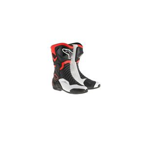 알파인스타 부츠 Alpinestars SMX-6 V2 Motorcycle Boots (Black/Red/White)