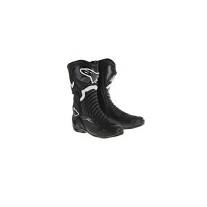 알파인스타 부츠 Alpinestars SMX-6 V2 Motorcycle Boots (Black/White)