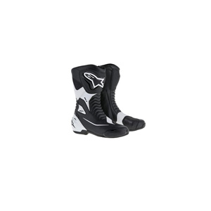 알파인스타 부츠 Alpinestars SMX S Motorcycle Boots (Black/White)