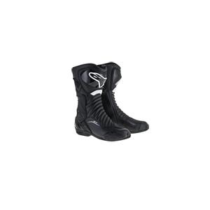 알파인스타 부츠 Alpinestars SMX-6 V2 Drystar Motorcycle Boots (Black)