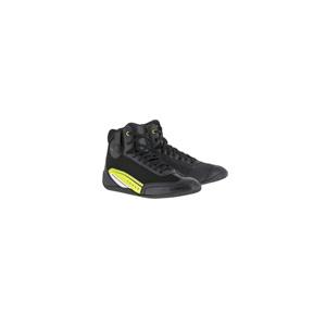 알파인스타 부츠 Alpinestars AST-1 Shoes (Black/Yellow)