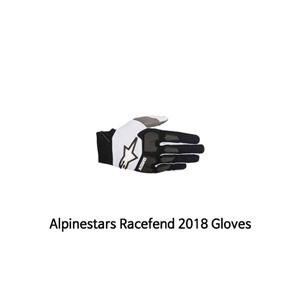 알파인스타 장갑 Alpinestars Racefend 2018 Gloves (Black/White)