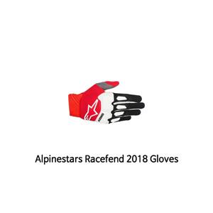 알파인스타 장갑 Alpinestars Racefend 2018 Gloves (Red/White/Black)