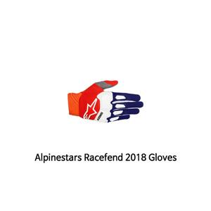 알파인스타 장갑 Alpinestars Racefend 2018 Gloves (Red/White/Blue)