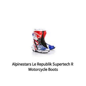알파인스타 부츠 Alpinestars Le Republik Supertech R Motorcycle Boots