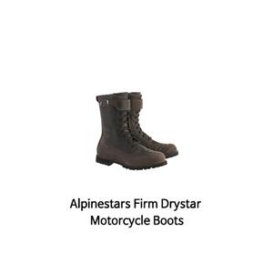 알파인스타 부츠 Alpinestars Firm Drystar Motorcycle Boots