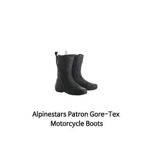 알파인스타 부츠 Alpinestars Patron Gore-Tex Motorcycle Boots