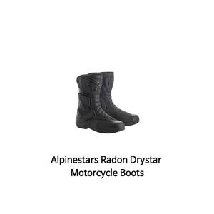 알파인스타 부츠 Alpinestars Radon Drystar Motorcycle Boots