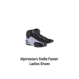 알파인스타 신발 Alpinestars Stella Faster Ladies Shoes (Blue/Black)