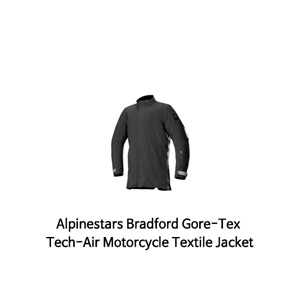 알파인스타 자켓 Alpinestars Bradford Gore-Tex Tech-Air Motorcycle Textile Jacket