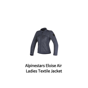 알파인스타 자켓 Alpinestars Eloise Air Ladies Textile Jacket (Blue)